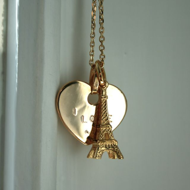 10 Pieces Of Jewelry - I love Paris (3)