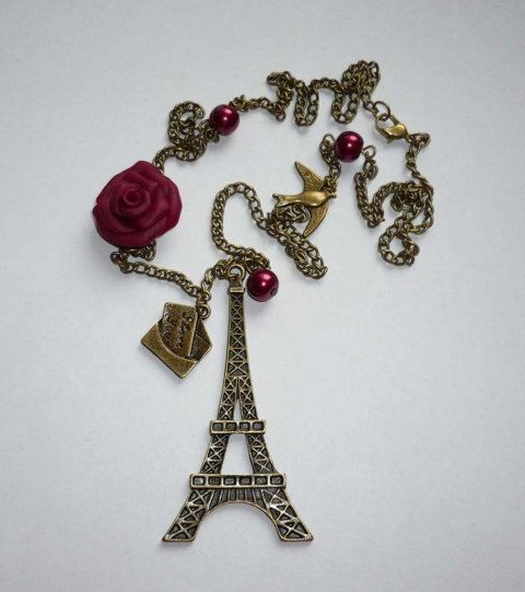 10 Pieces Of Jewelry - I love Paris (5)