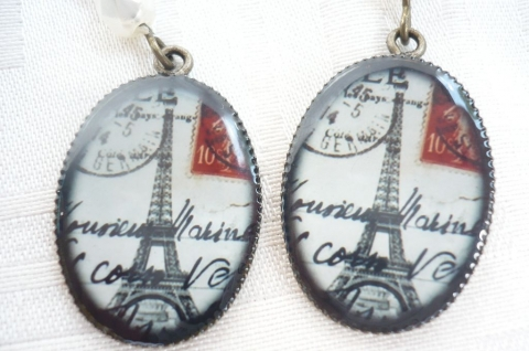 10 Pieces Of Jewelry - I love Paris (7)