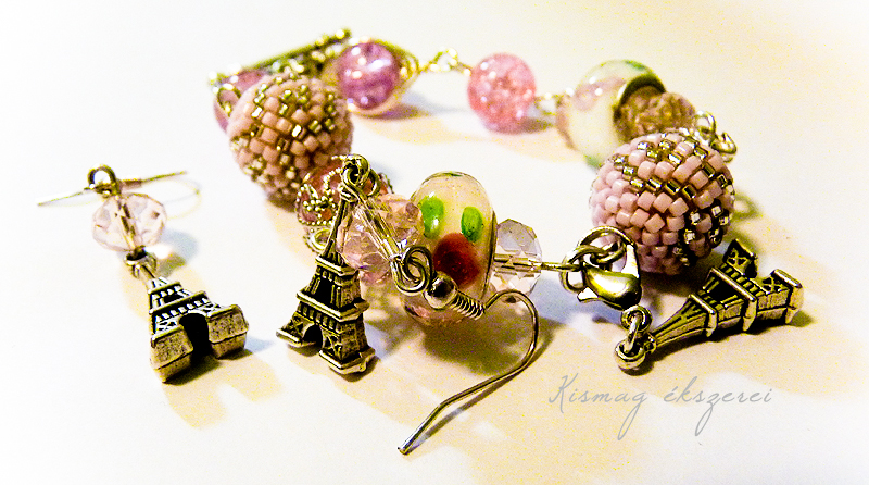 10 Pieces Of Jewelry - I love Paris (8)