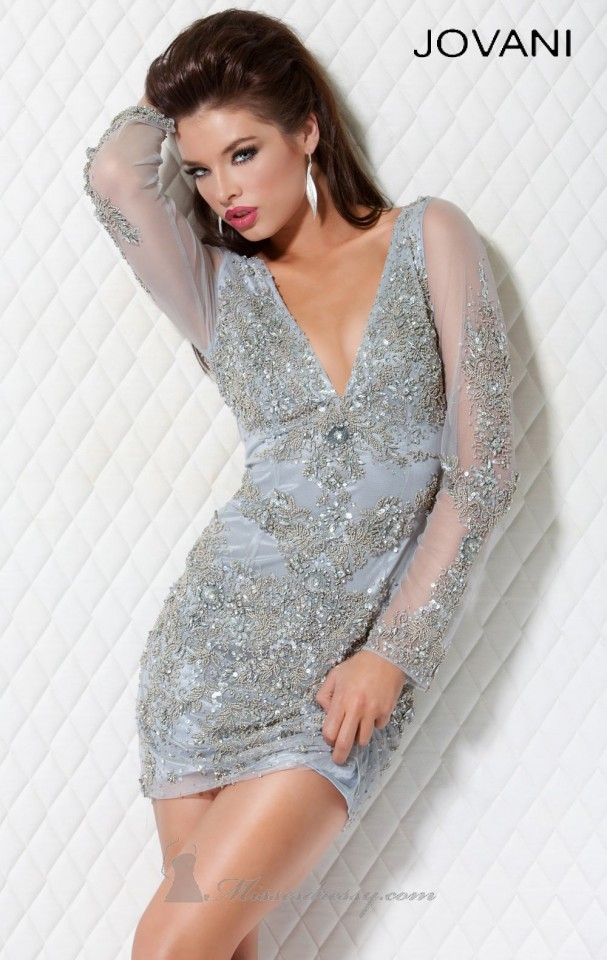 AMAZING EVENING SEQUIN DRESSES (1)