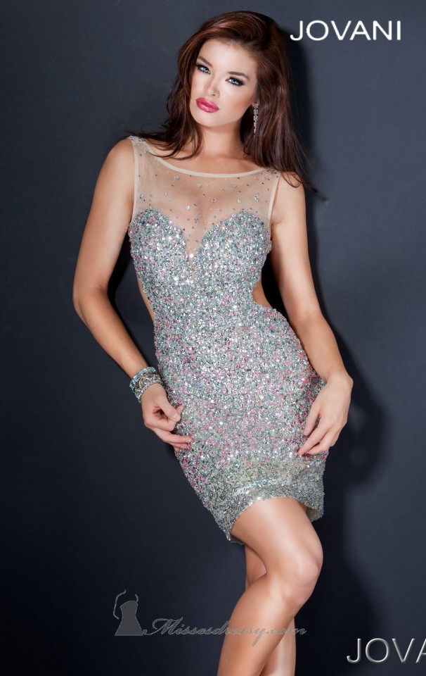 AMAZING EVENING SEQUIN DRESSES (10)