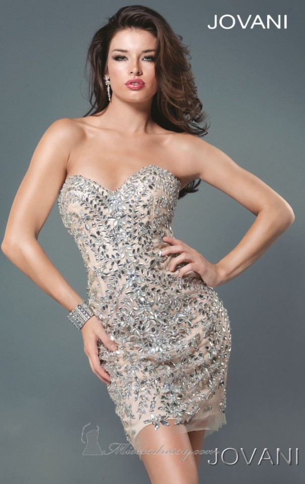 AMAZING EVENING SEQUIN DRESSES (11)