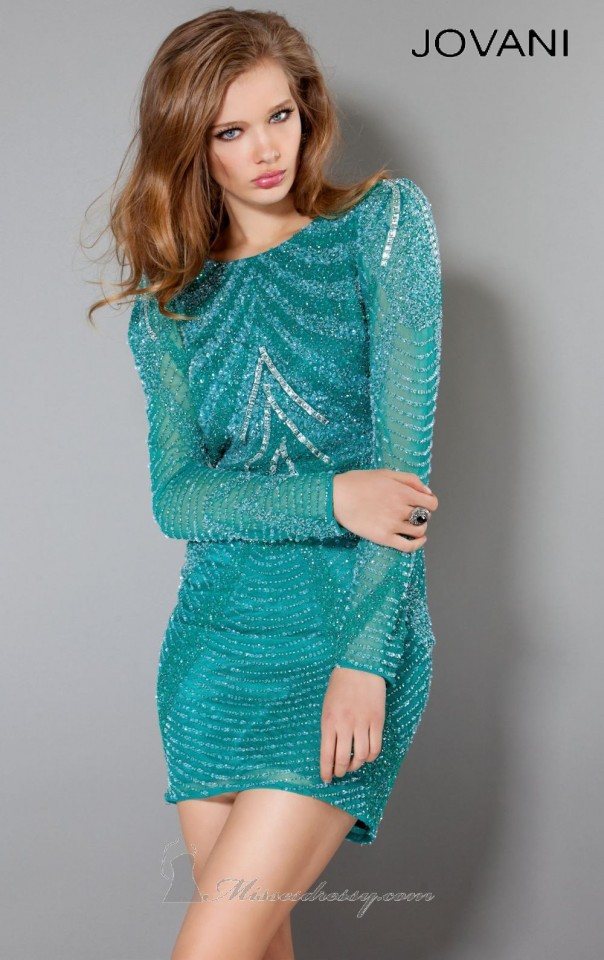 AMAZING EVENING SEQUIN DRESSES (16)
