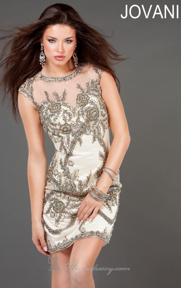 AMAZING EVENING SEQUIN DRESSES (17)