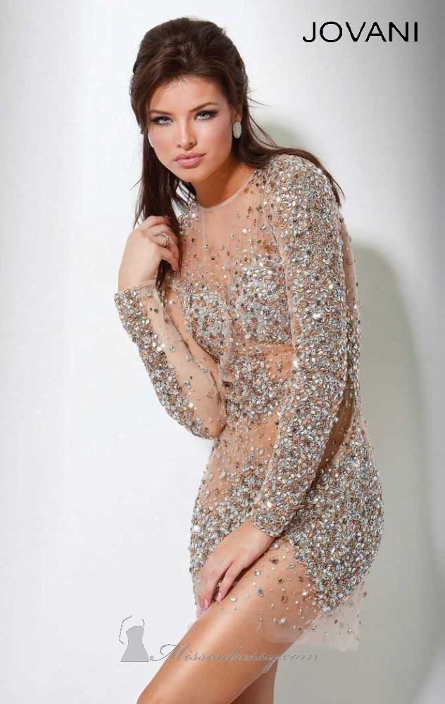 AMAZING EVENING SEQUIN DRESSES (20)