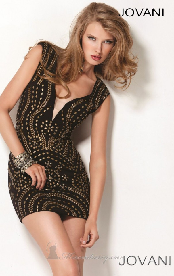 AMAZING EVENING SEQUIN DRESSES (7)
