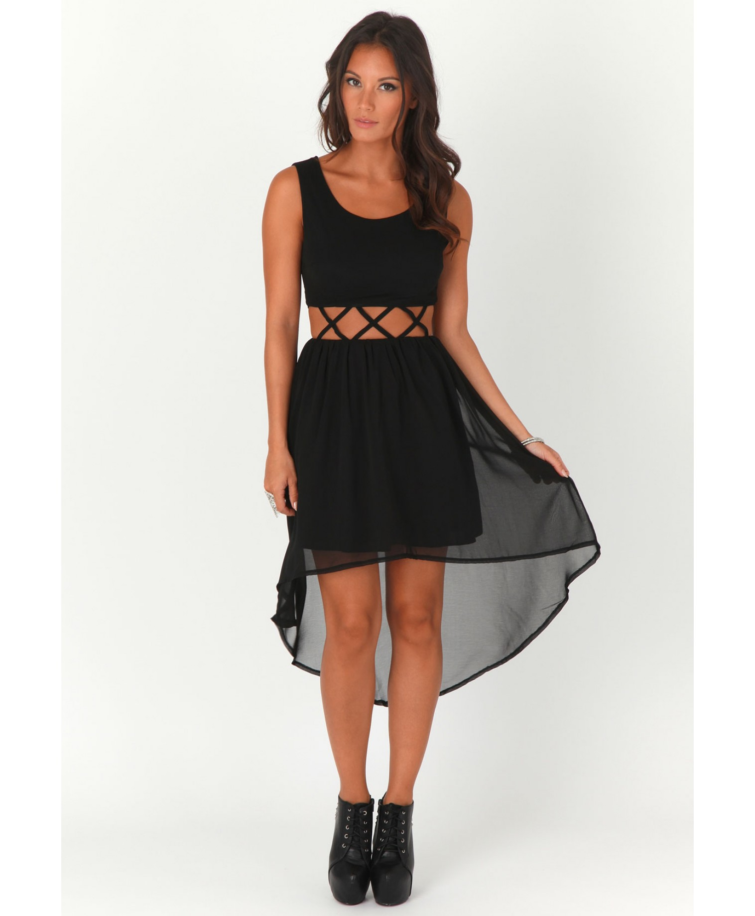 ASYMMETRIC DRESSES (8)