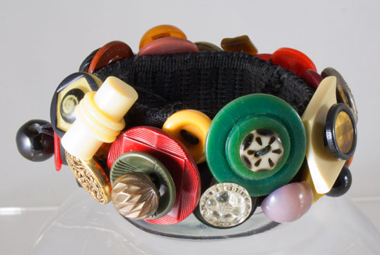 Accessories With Old Buttons (2)