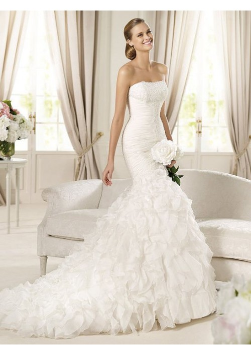 amazing mermaid wedding dresses 2013 26