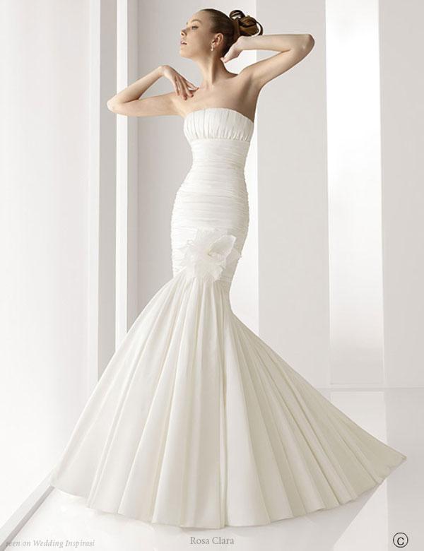 Amazing Mermaid Wedding Dresses 2013 (33)