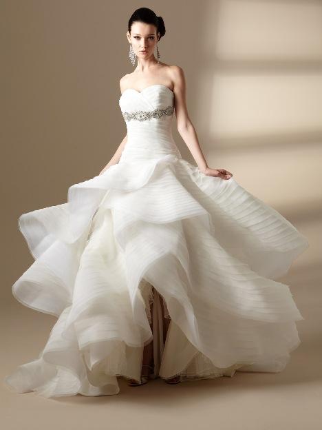 Amazing Mermaid Wedding Dresses 2013 (39)
