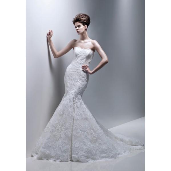 Amazing Mermaid Wedding Dresses 2013 (6)