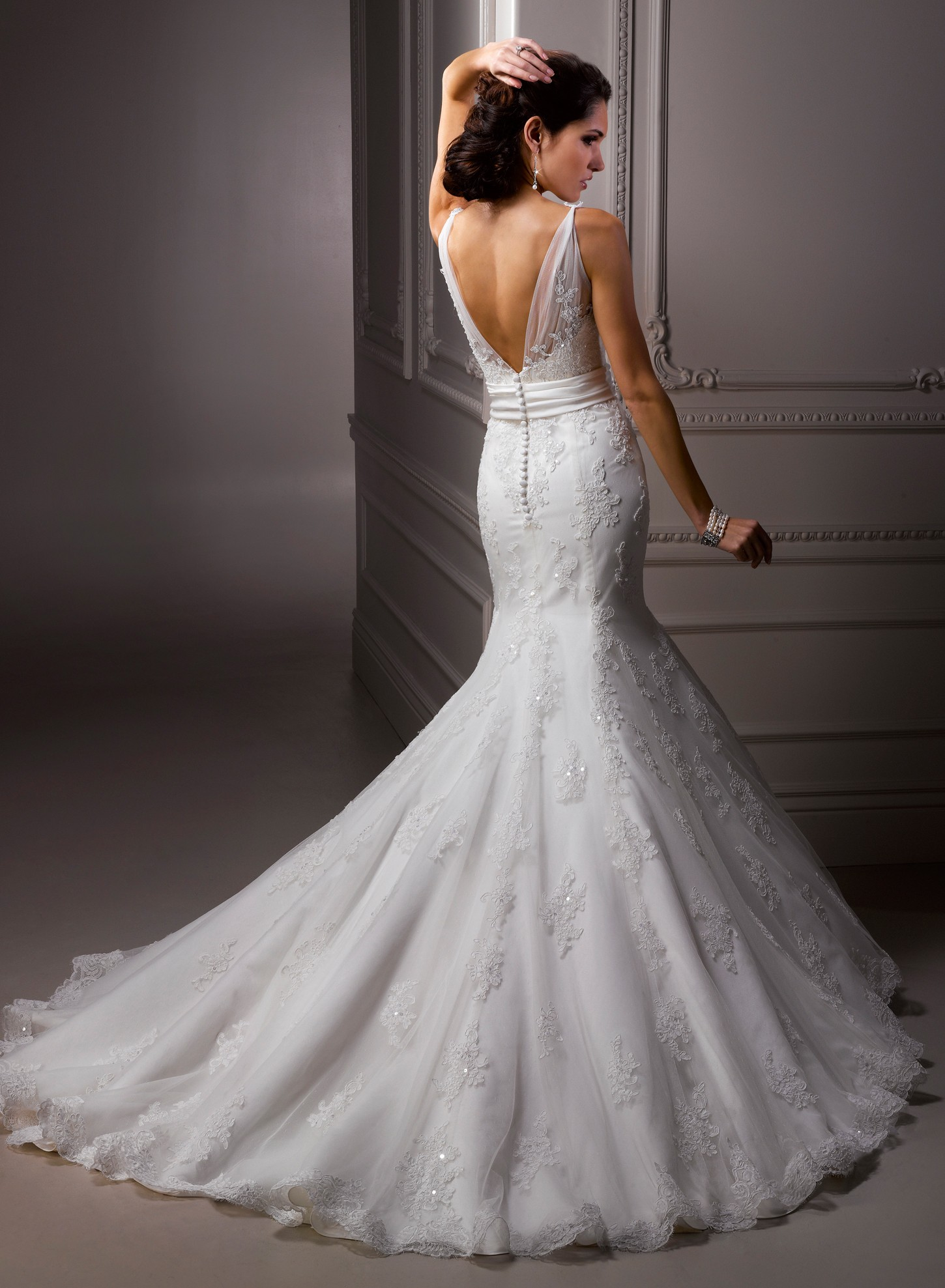 Amazing Mermaid Wedding Dresses 2013 - Fashion Diva Design
