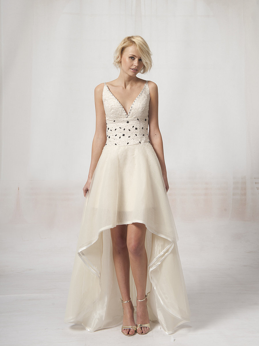 Amazing Short Wedding Dresses (9)