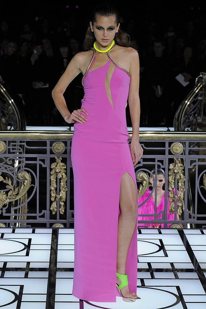 Atelier Versace Haute Couture Spring 2013 (11)