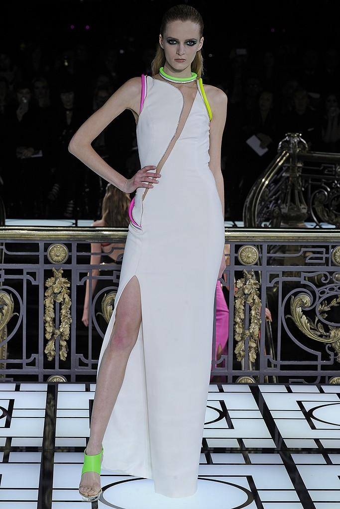 Atelier Versace Haute Couture Spring 2013 (12)