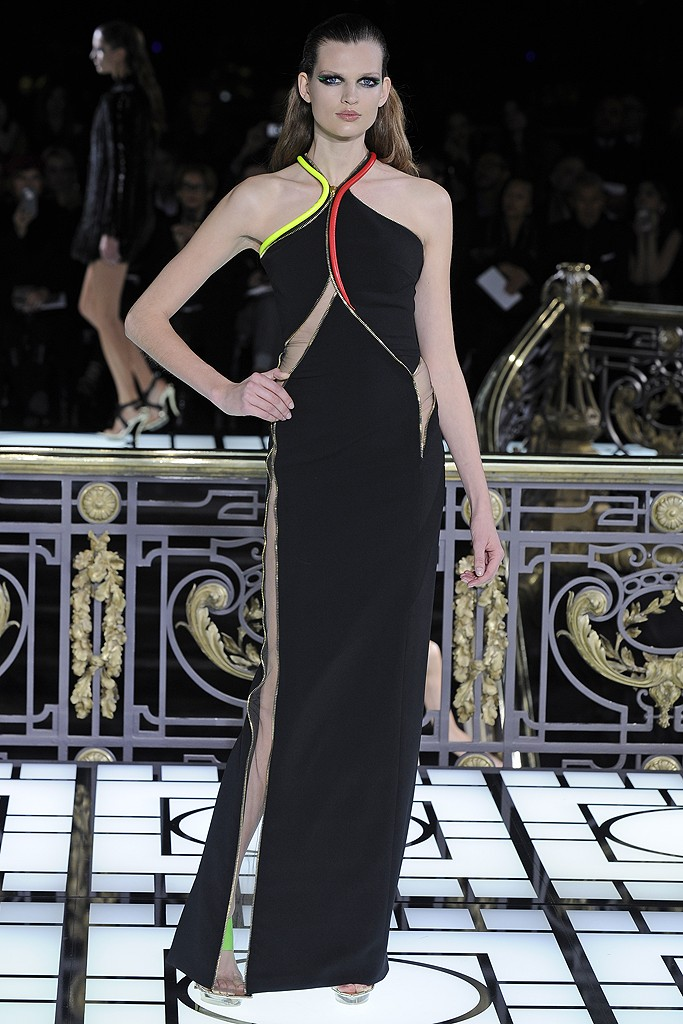 Atelier Versace Haute Couture Spring 2013 (13)