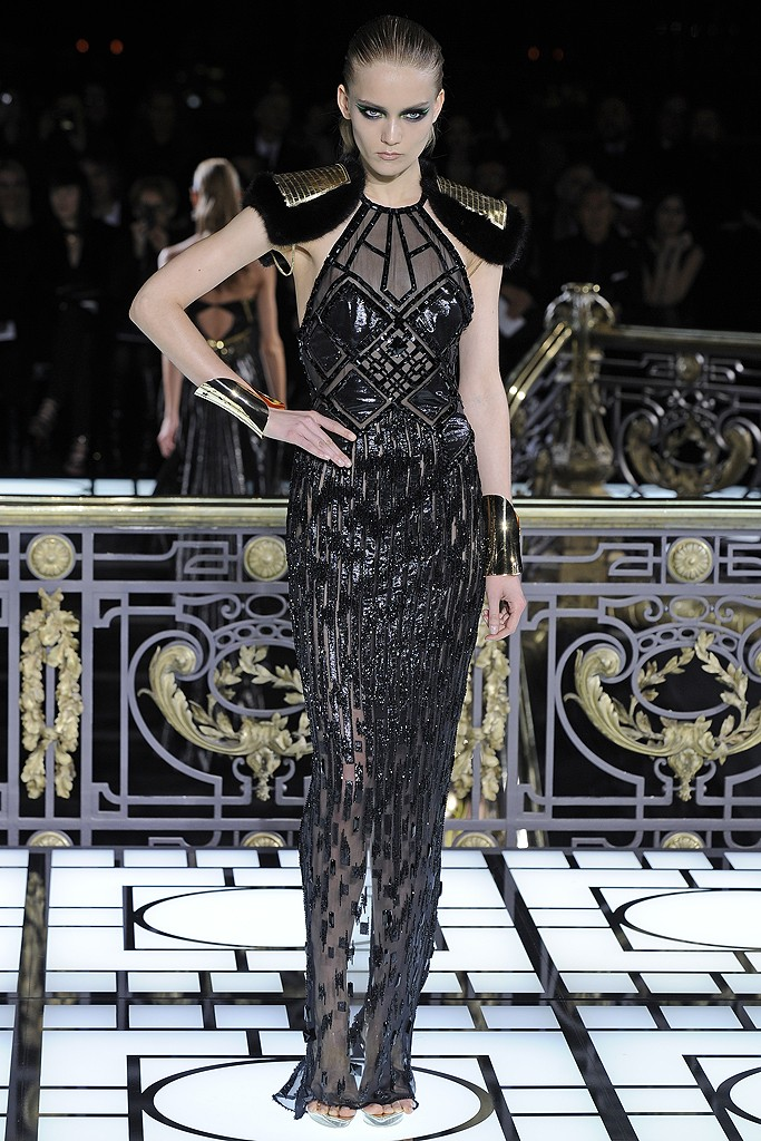Atelier Versace Haute Couture Spring 2013 (16)