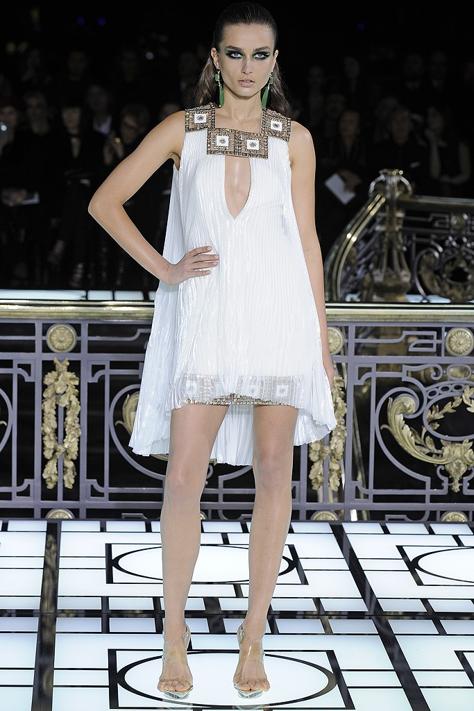 Atelier Versace Haute Couture Spring 2013 (18)