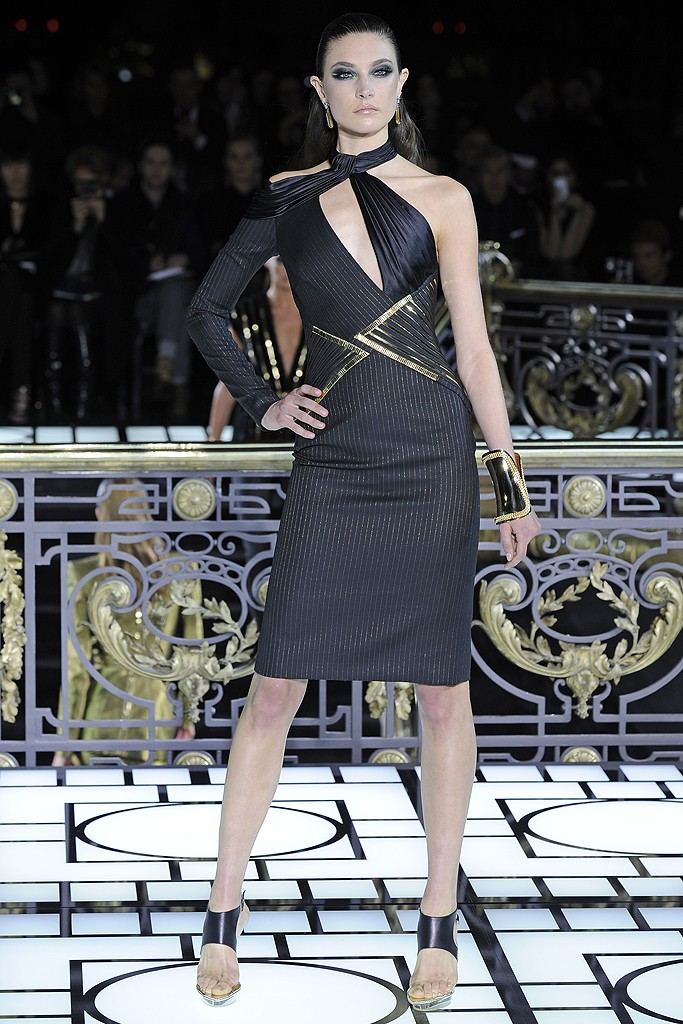 Atelier Versace Haute Couture Spring 2013 (2)