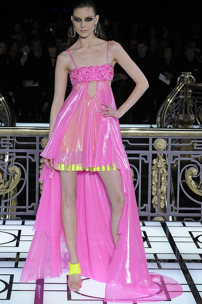 Atelier Versace Haute Couture Spring 2013 (21)
