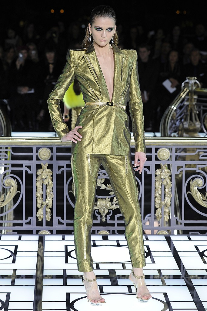 Atelier Versace Haute Couture Spring 2013 (3)