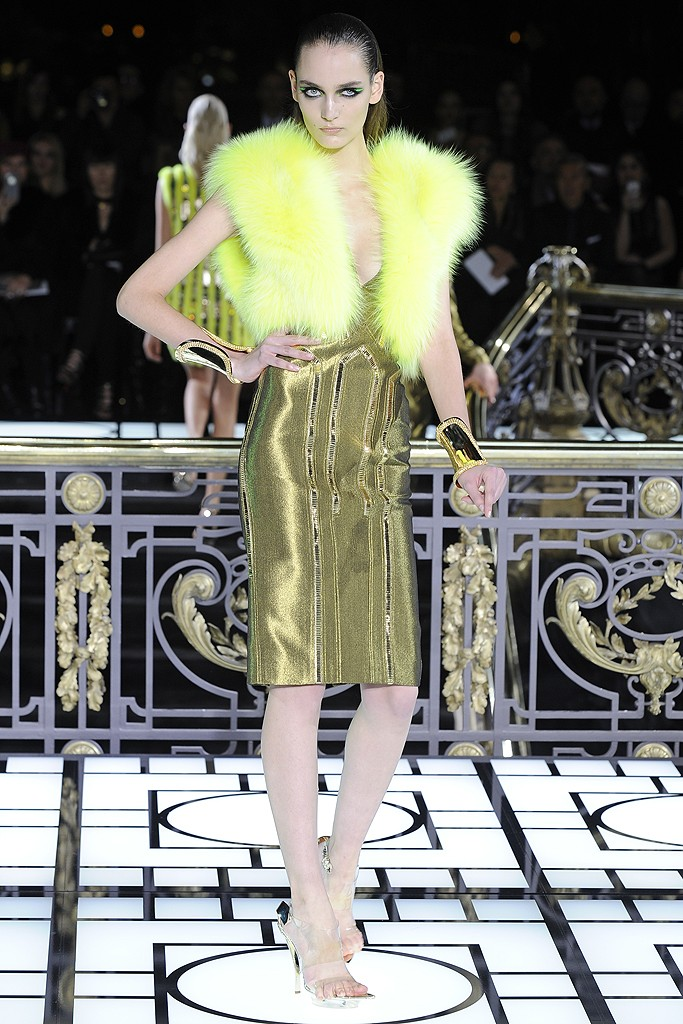 Atelier Versace Haute Couture Spring 2013 (4)