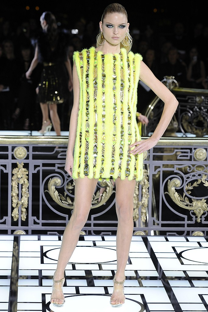 Atelier Versace Haute Couture Spring 2013 (5)