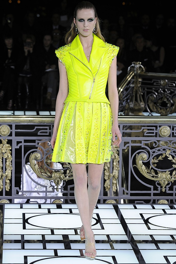 Atelier Versace Haute Couture Spring 2013 (7)