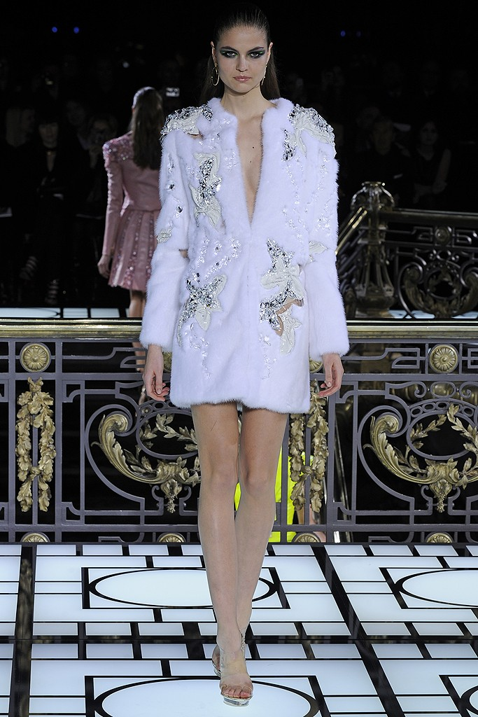 Atelier Versace Haute Couture Spring 2013 (8)