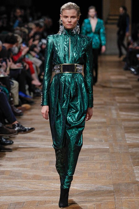 BALMAIN Fall Winter 2013/2014 – Paris Fashion Week