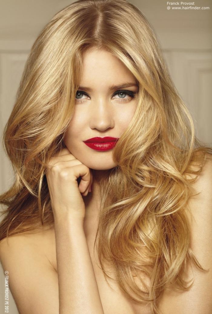 Pleasant Blonde Hairstyles Amazing Hairstyles Hairstyles For Women Draintrainus