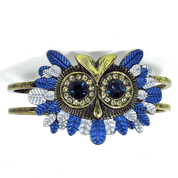Beautiful Owl Braceletes (10)