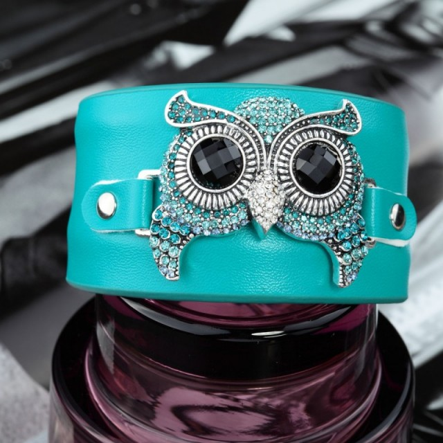 Beautiful Owl Braceletes (12)