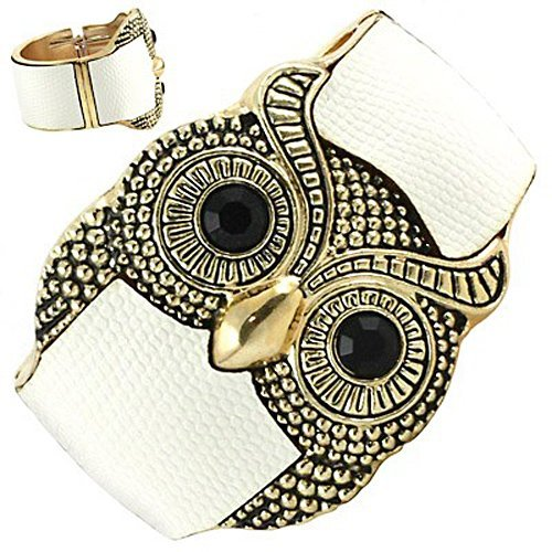 Beautiful Owl Braceletes (3)