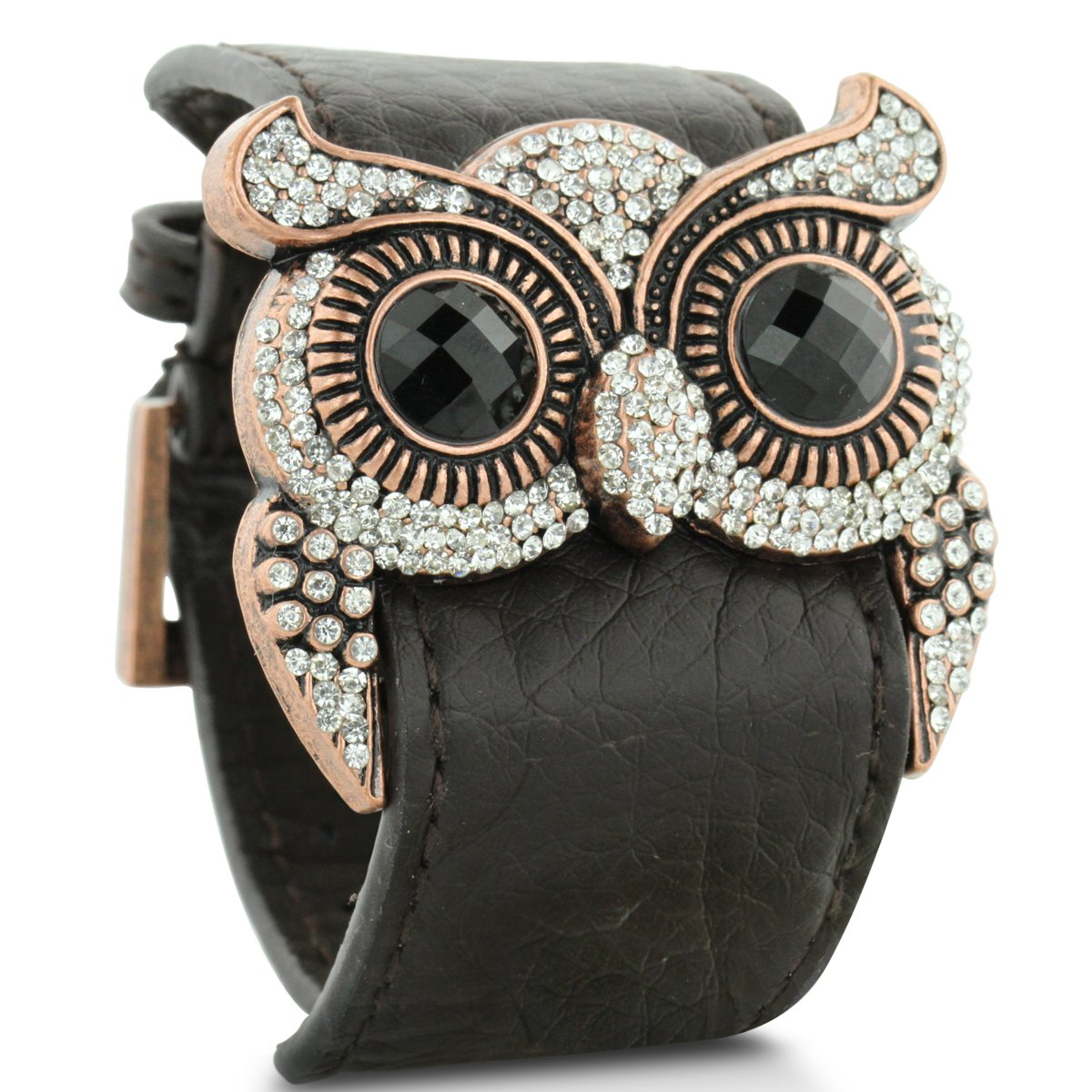 12 Beautiful Owl Bracelets
