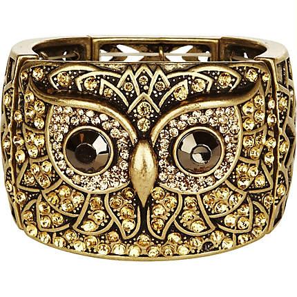 Beautiful Owl Braceletes (7)