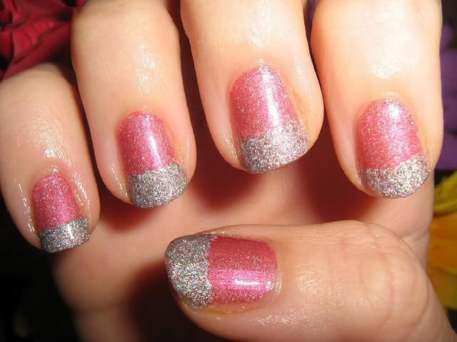 Beautiful-spring-nails-with-silver-design-(1)