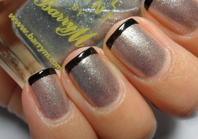 Beautiful-spring-nails-with-silver-design-(3)