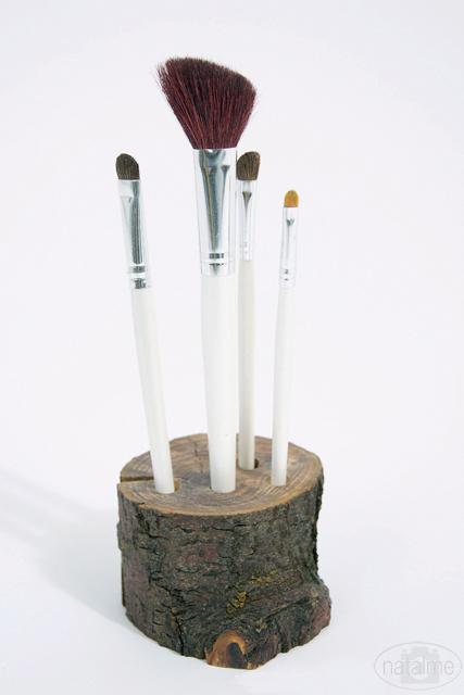 Cool Make-up Brush Storage Ideas (1)