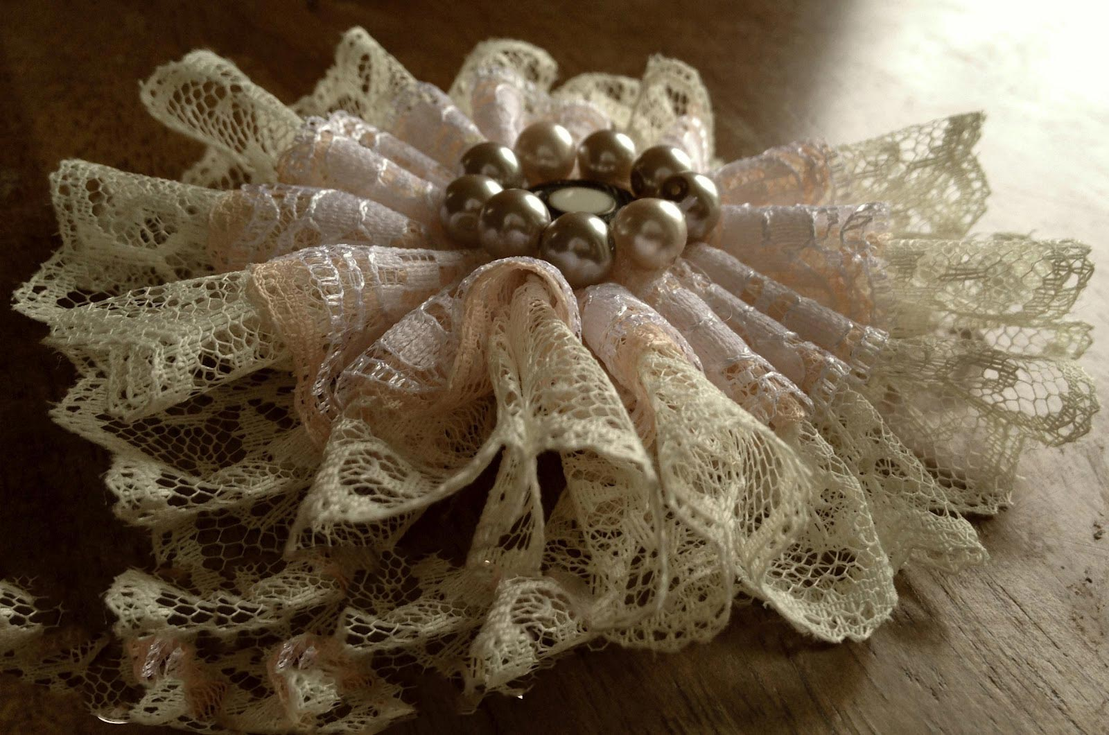 Craft Ideas With Handmade Lace (1)