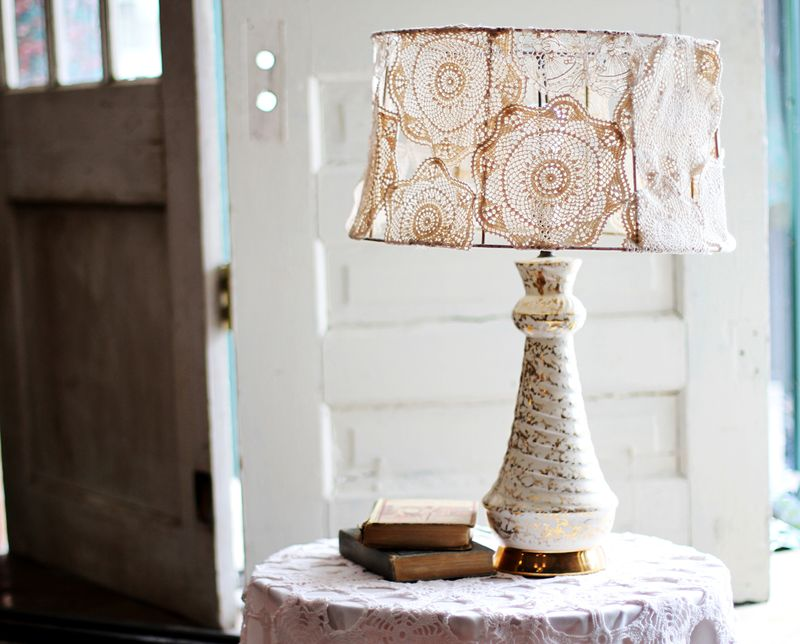 Craft Ideas With Handmade Lace (10)
