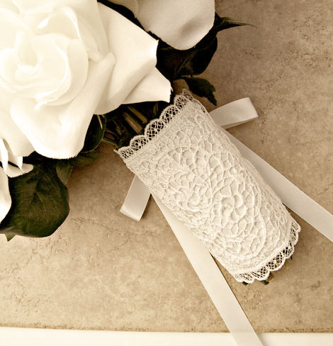 Craft Ideas With Handmade Lace (11)