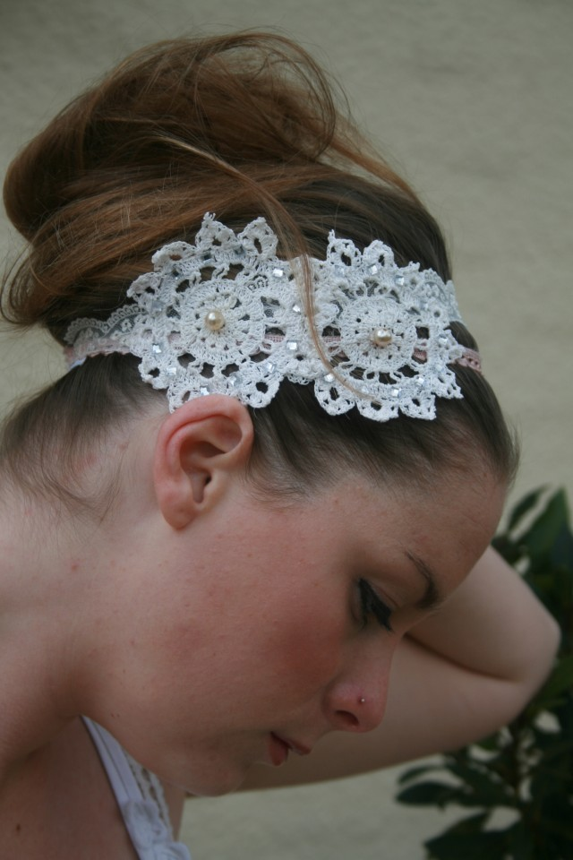 Craft Ideas With Handmade Lace (13)