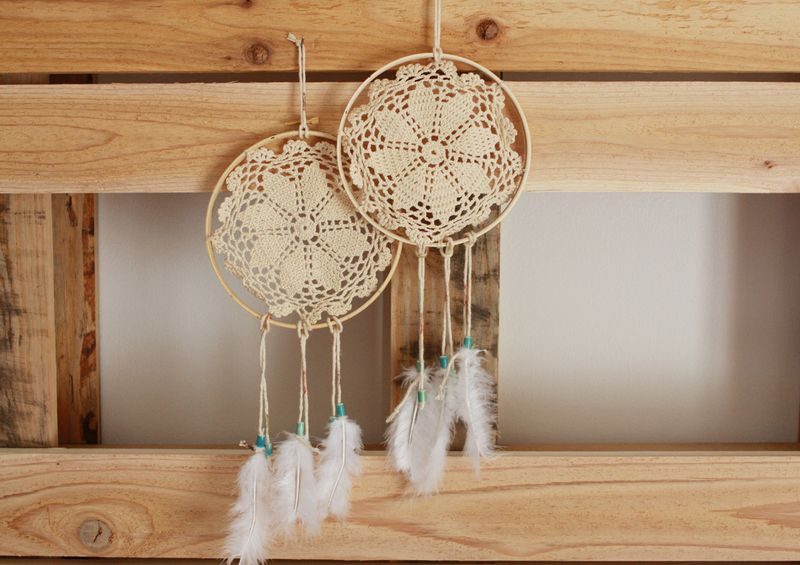 Craft Ideas With Handmade Lace (6)