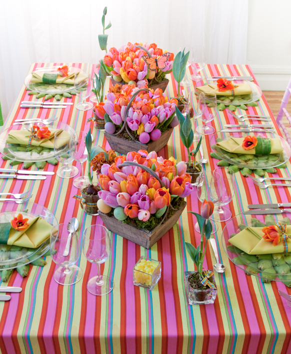 DECORATE YOUR HOME FOR EASTER (10)