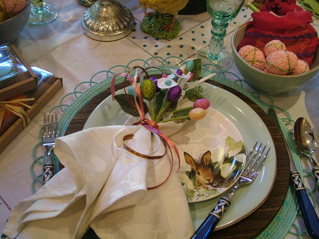 DECORATE YOUR HOME FOR EASTER (1)