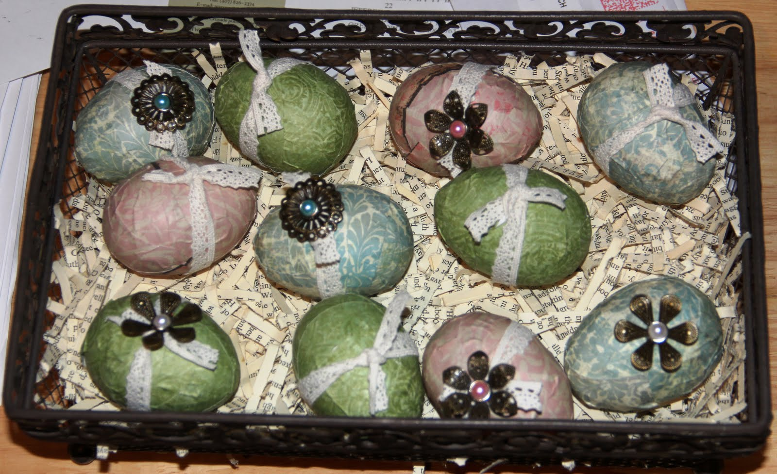 DECORATE YOUR HOME FOR EASTER (13)