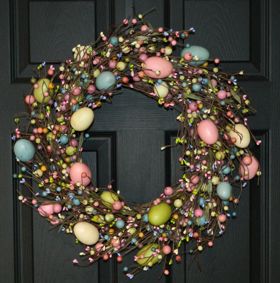 DECORATE YOUR HOME FOR EASTER (15)